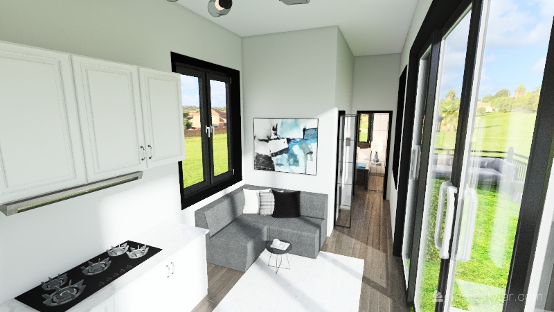 Tiny Home Interior Design Inspo Interior Design Render