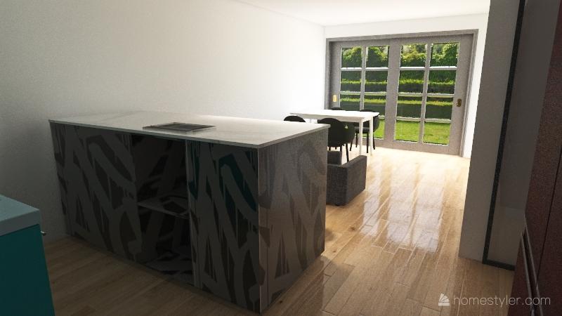 Claudia Interior Design Render