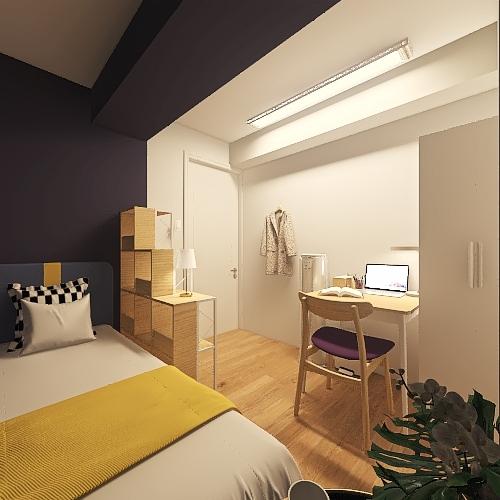 2020 - L.J.H. - 01 Interior Design Render