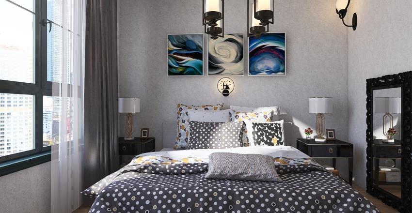 smallapartment Interior Design Render