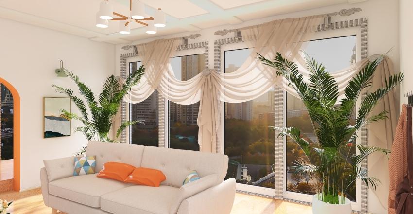 HAVEN HUES Interior Design Render