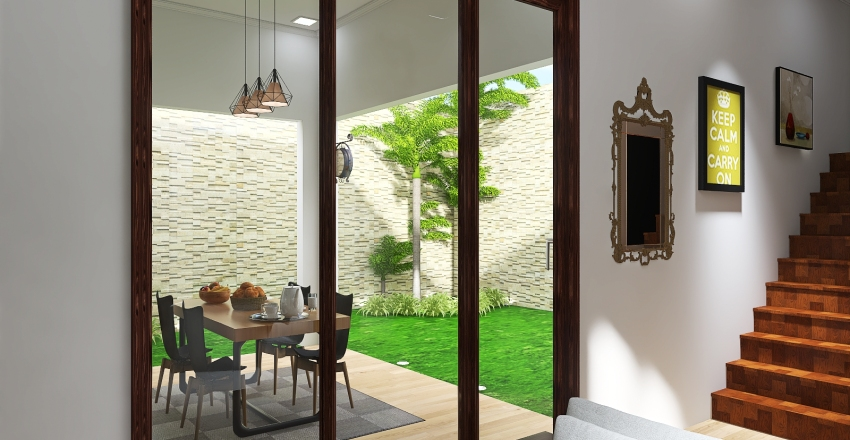 NH LT 1 VER 2 Interior Design Render