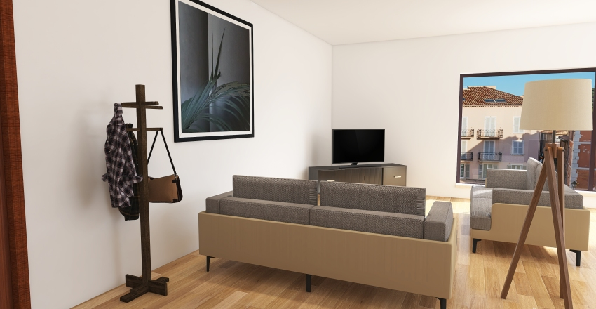 Tech ED Homestyler Project Interior Design Render