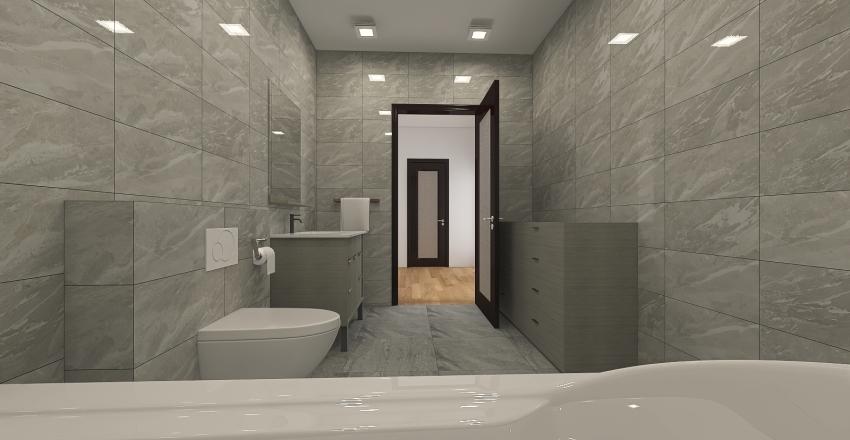 Apartament 13 Interior Design Render