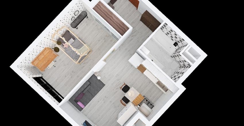 May Interior Design Render