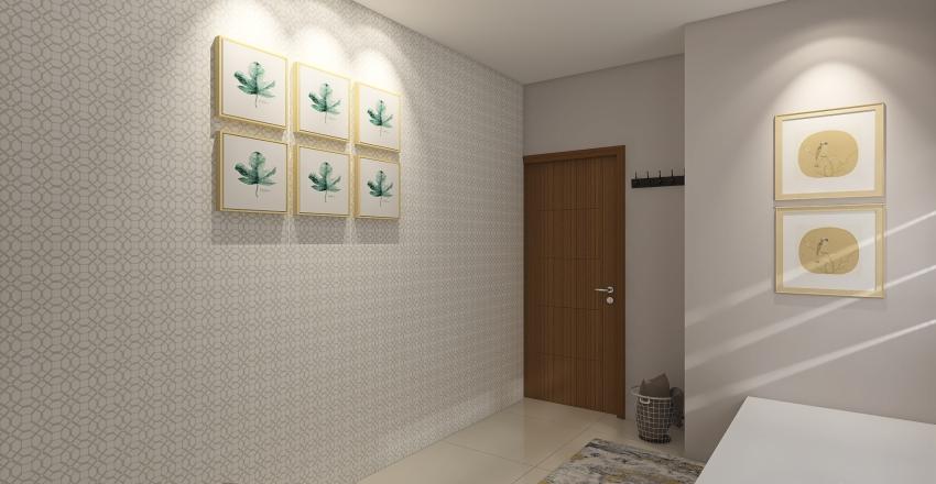 Anel García Studio Interior Design Render