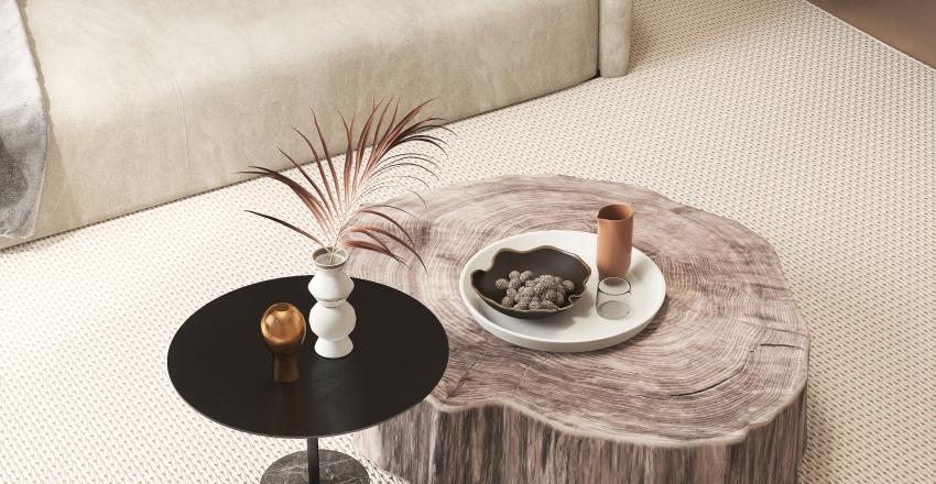 Wabi-sabi Model Collection Interior Design Render