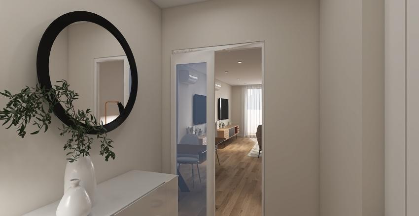 Proyecto reforma T&S Interior Design Render