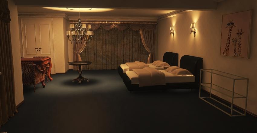 beppu Interior Design Render