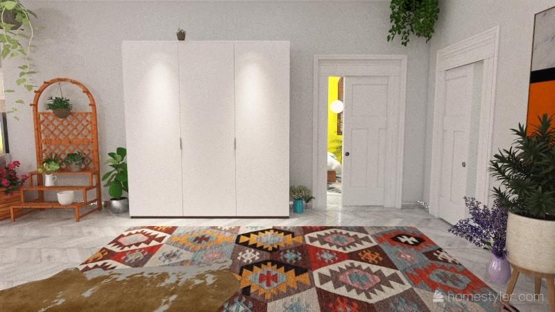 fresh start Interior Design Render