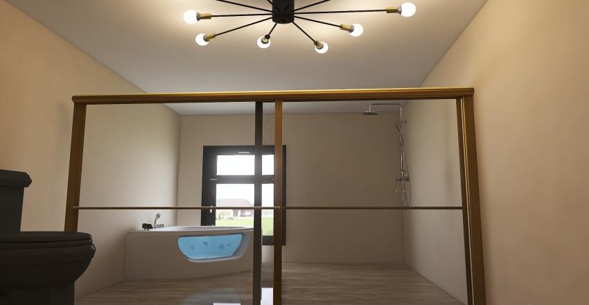 #HSDA2020Residential Luxurious Apartment India Interior Design Render