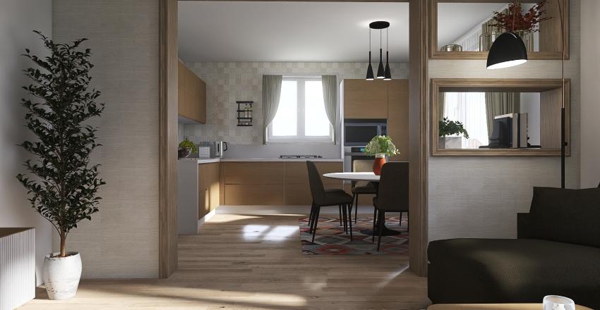 DM. Interior Design Render