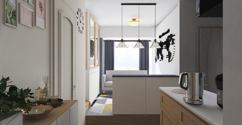 MING Interior Design Render