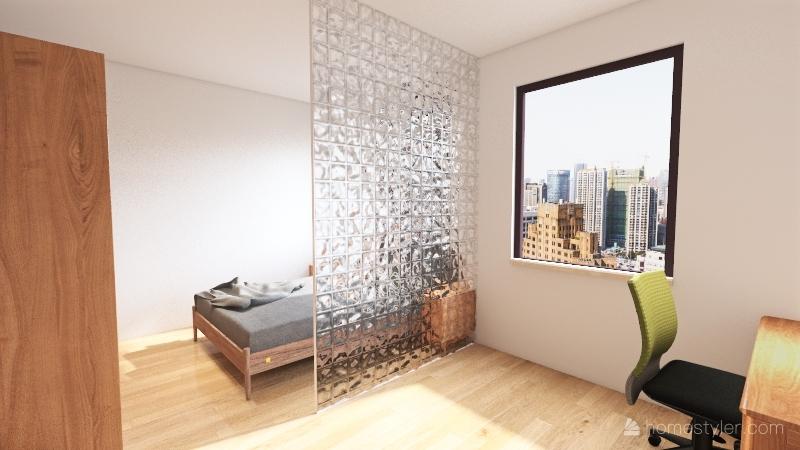 Copy of projekcik Interior Design Render