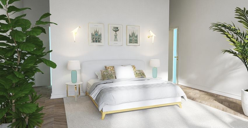 #Residential Luxury hotel Interior Design Render