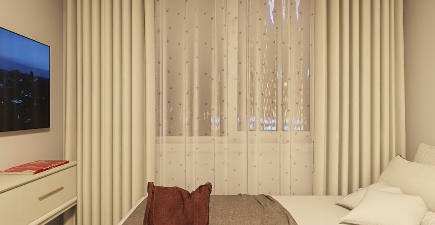 APTO - Porta dupla Interior Design Render