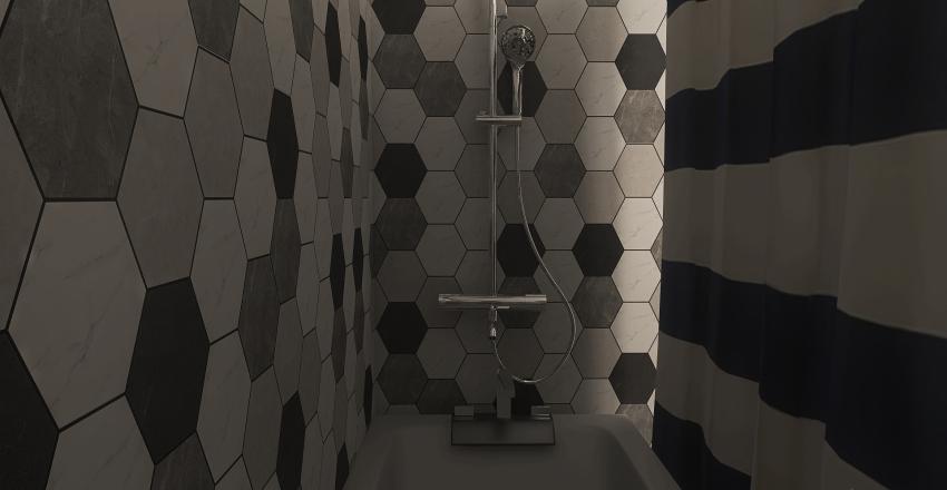 my house class work Interior Design Render