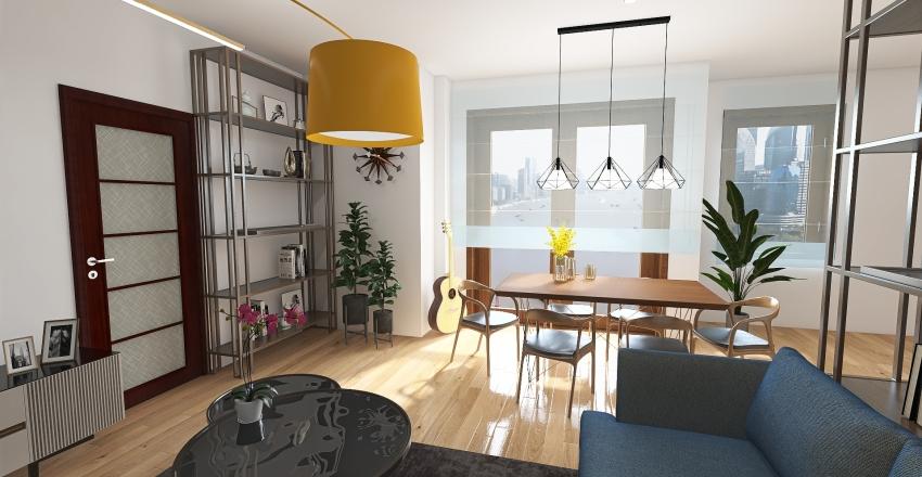 Ale&Samu Interior Design Render