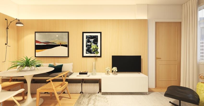 APTO - Painel Interior Design Render