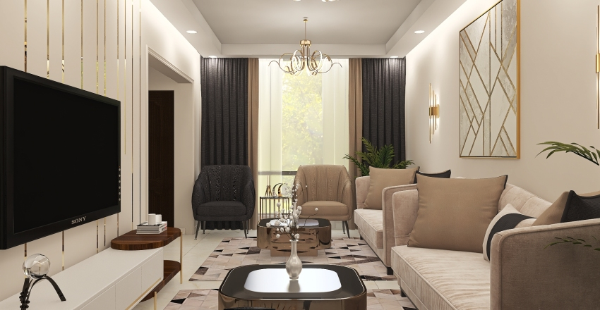 Copy of VILLA MR-ADEL 02 Interior Design Render
