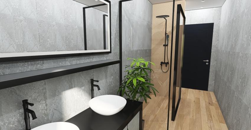 v2_Dom Szyce piętro Interior Design Render