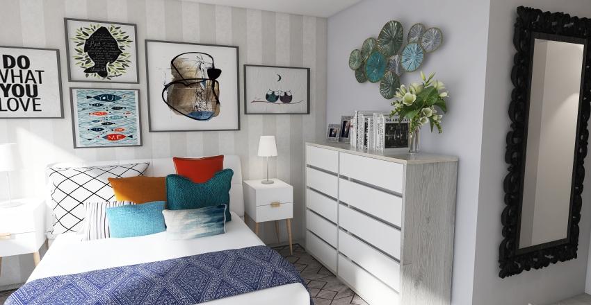 piso ainhoa Interior Design Render