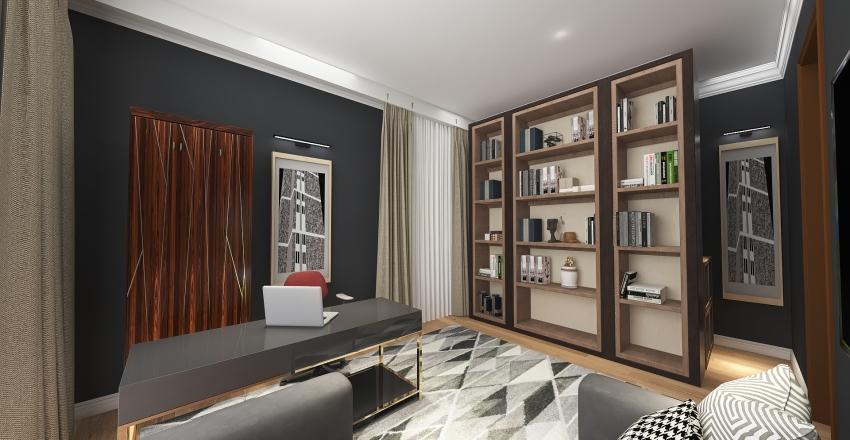 ДАША РАЙТ  Interior Design Render