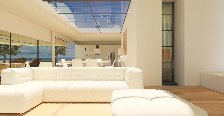 #HSDA2020Residential Contemporary Villa Interior Design Render