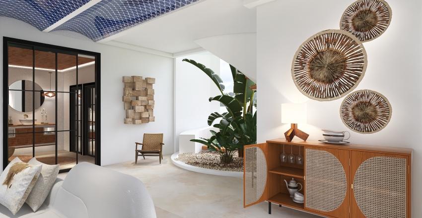 #HSDA2020 Residential, Chalet vacacional, (Alicante) Interior Design Render