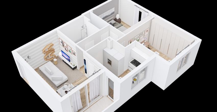 ELISIA Interior Design Render