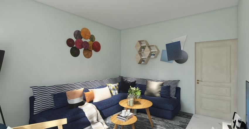 MERZAK ETAGE Interior Design Render