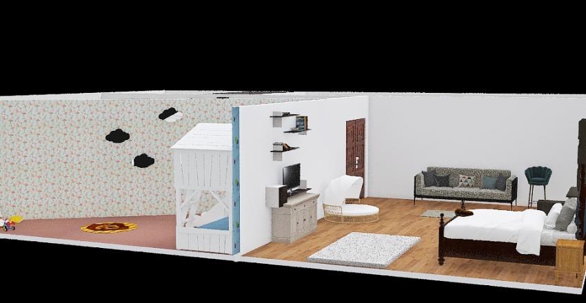 hou Interior Design Render