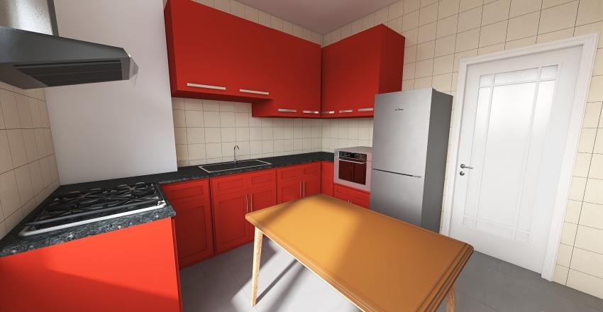 casa lambrate 2.2 Interior Design Render