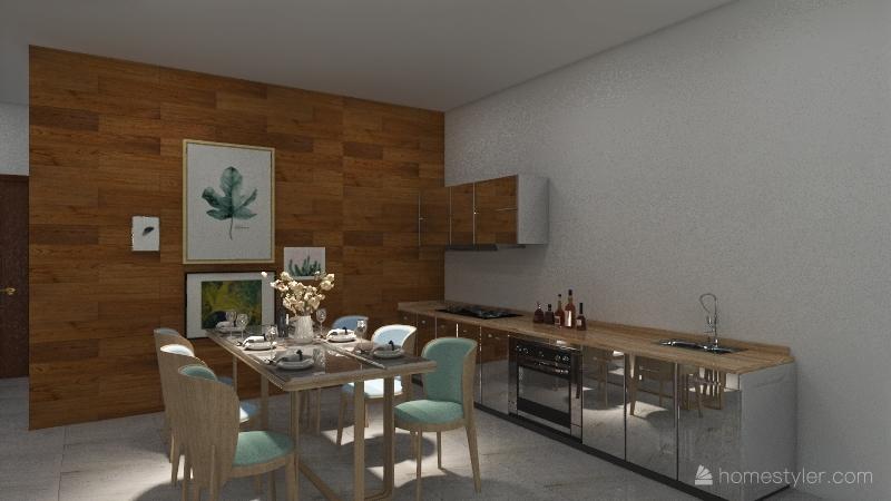 planta_copy Interior Design Render