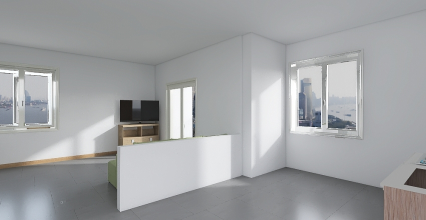 Copy of casa lambrate 2.1 Interior Design Render