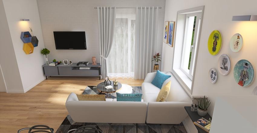 VILLETTA_B1 Interior Design Render
