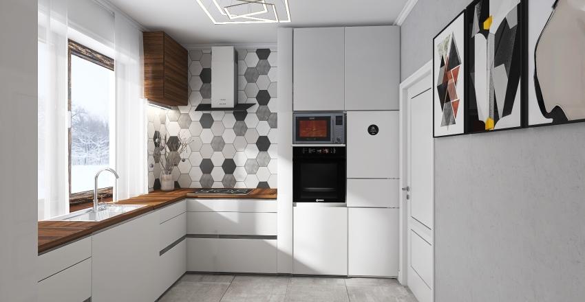 v2_Тюмень2 Interior Design Render