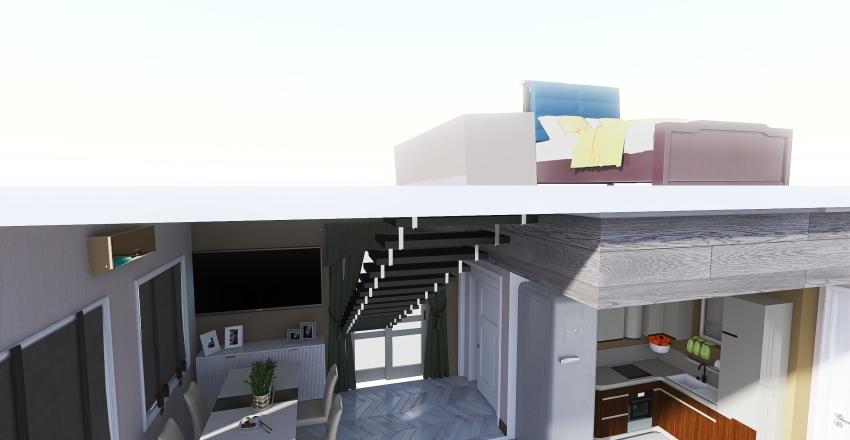 cliente Interior Design Render