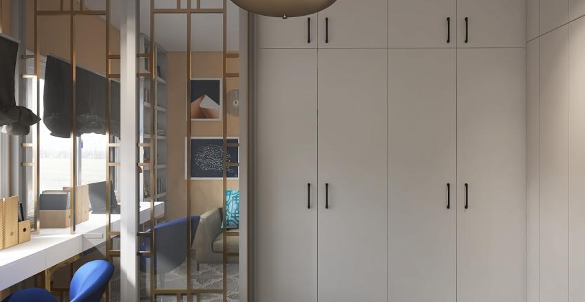 Room-1 Interior Design Render