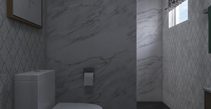 My place Interior Design Render