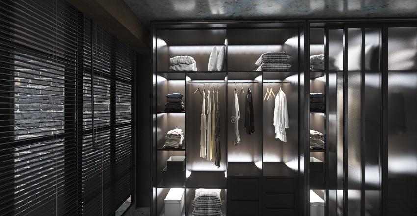 #HSDA2020RESIDENTIAL#Loft #LK Interior Design Render