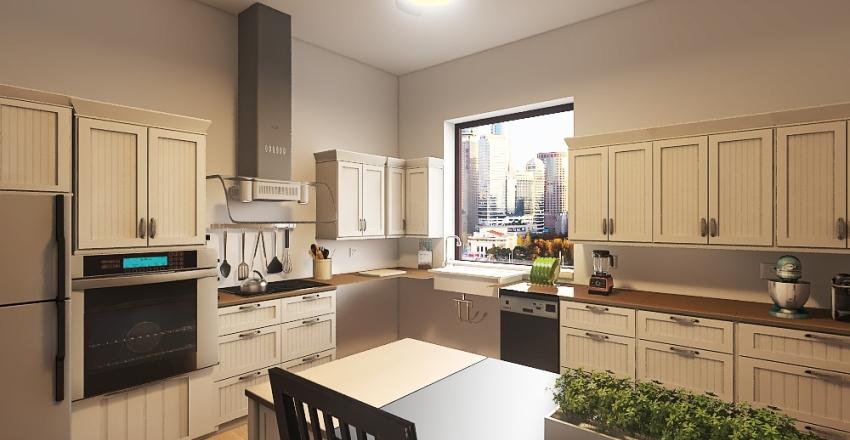 HFE Final Interior Design Render