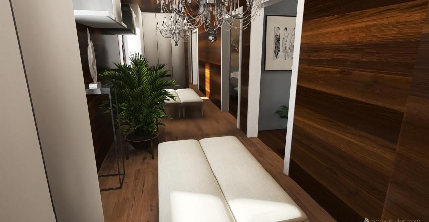 Fashionista Interior Design Render