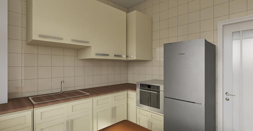 casa lambrate 2.1 Interior Design Render