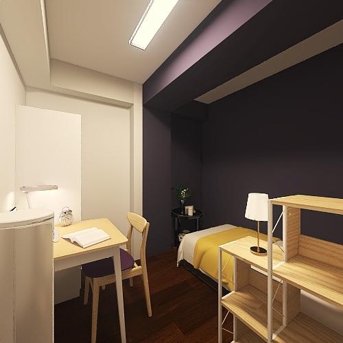 2020 - L.J.H. - 02 Interior Design Render