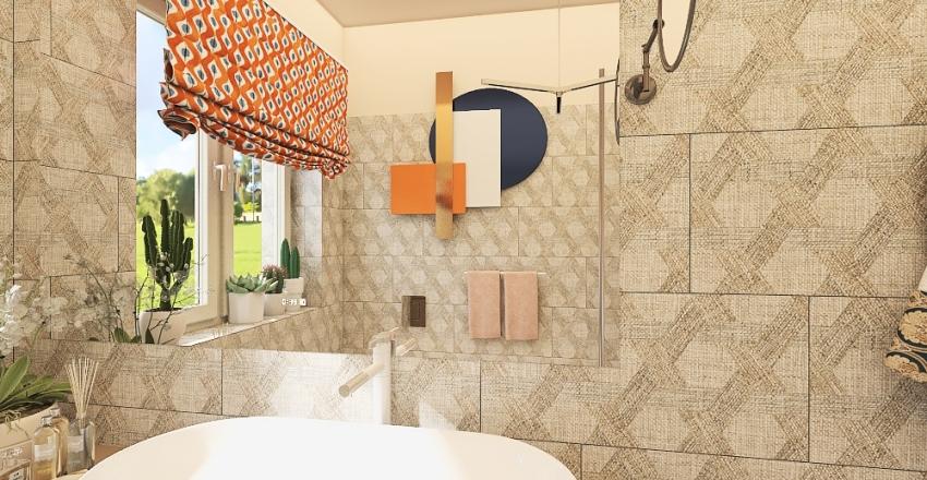 Casa Elen Interior Design Render