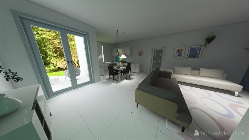 cuda_b Interior Design Render