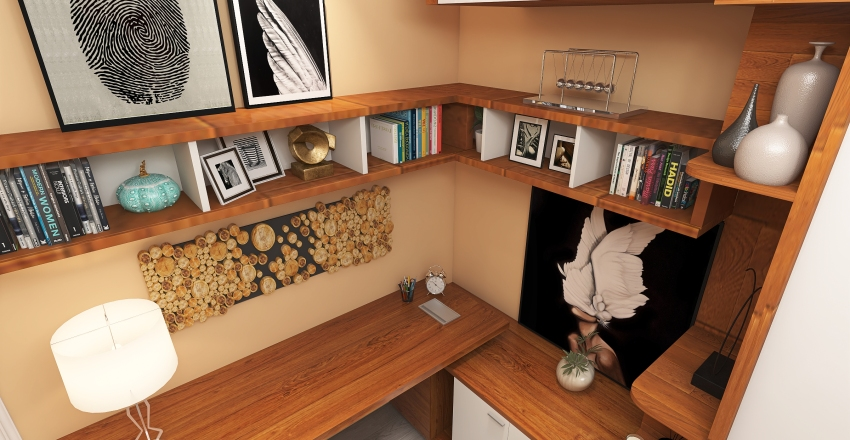 Room-2 Interior Design Render