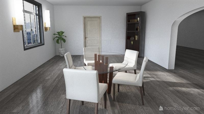 Your dream house Interior Design Render