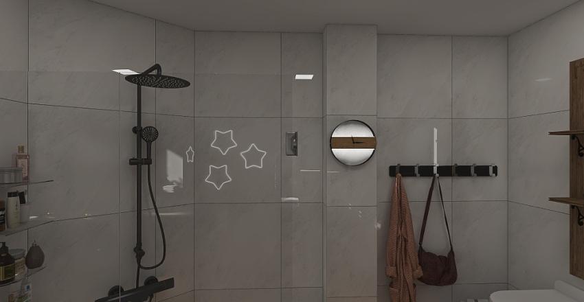 Rossnerova Interior Design Render